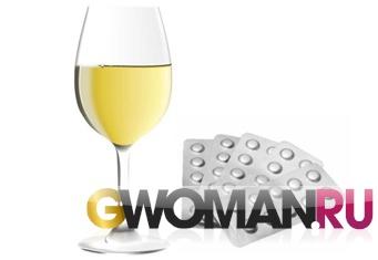 гормональные таблетки и алкоголь последствия