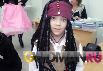 Костюм джека воробья своими руками фото фото 1000