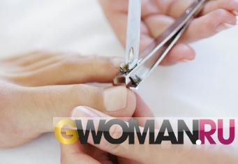 как правильно обработать ногти