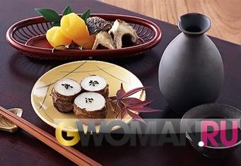 Японская диета Фото До и После меню на 14 дней