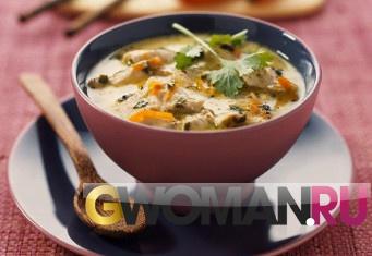 Как приготовить вермишелевый суп в мультиварке с курицей