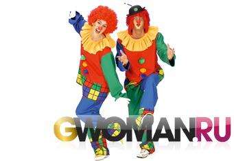 Как сделать костюм клоуна своими руками фото 734
