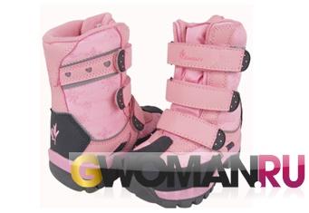 Как подобрать ребенку зимнюю обувь