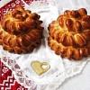 Свадебные рецепты: булочки-шишки