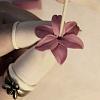 Лепка цветов из полимерной глины.  Мастер - класс василек..  Обсуждение.